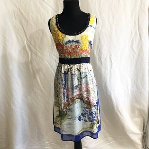 We Love Vera Anthropologie Size 12 Dress w Pockets